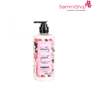 Sữa dưỡng thể sáng da Love Beauty And Planet Delicious Glow (400ml) (IP01) thumbnail