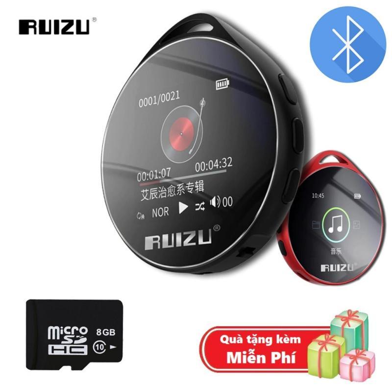 ( Quà tặng Thẻ nhớ Micro SD 8G ) Máy nghe nhạc MP3 Bluetooth cao cấp Ruizu M10 - Hifi Music Player Ruizu M10 - Màn hình cảm ứng 1.8inch - Máy nghe nhạc Lossless Ruizu M10