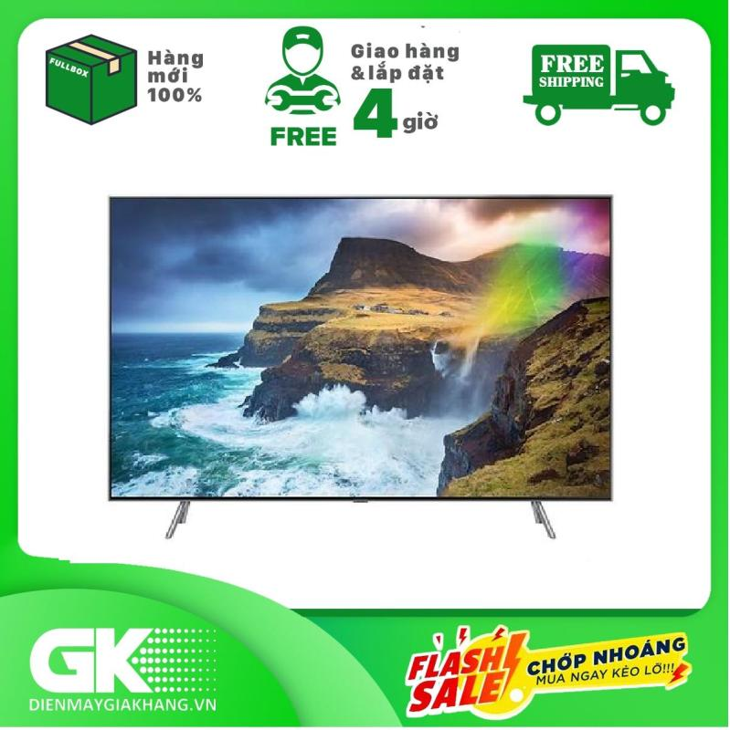 Bảng giá Smart TV Sam Sung 4K QLED 65 Inch 65Q75RA 2019