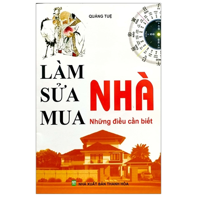 Mua Fahasa - Làm Nhà, Sửa Nhà, Mua Nhà Những Điều Cần Biết