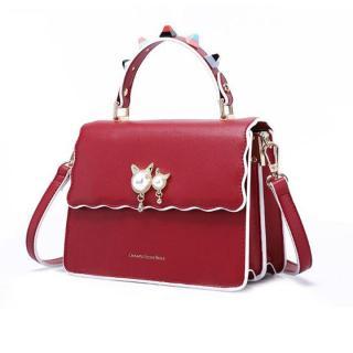 Túi đeo vai nữ thời trang quai xách tán đinh cá tính DV175 thumbnail