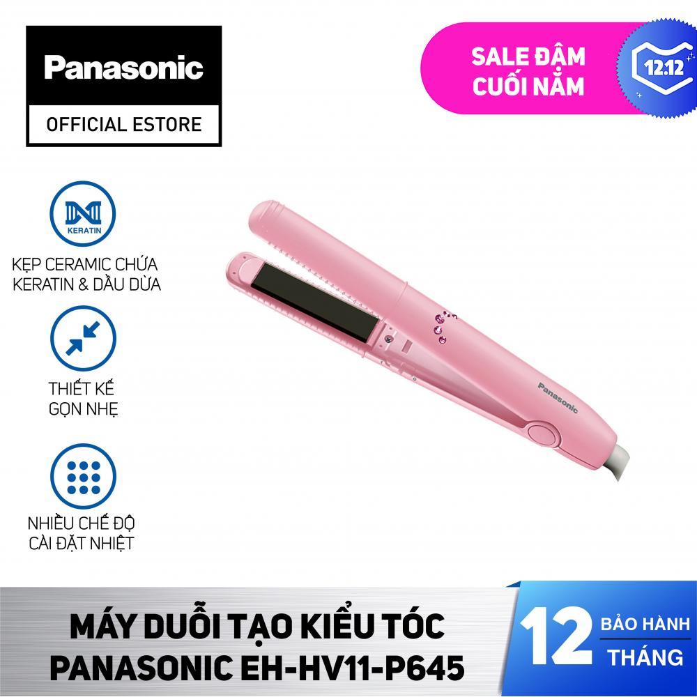 Máy duỗi tạo kiểu tóc Panasonic EH-HV11-P645 - Hàng Chính Hãng giá rẻ