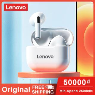 Tai Nghe Bluetooth Mini Lenovo Chính Hãng 100% Tai Nghe Không Dây Chơi Game Thể Thao Đối Với iPhone Android Thể Thao Chơi Game thumbnail