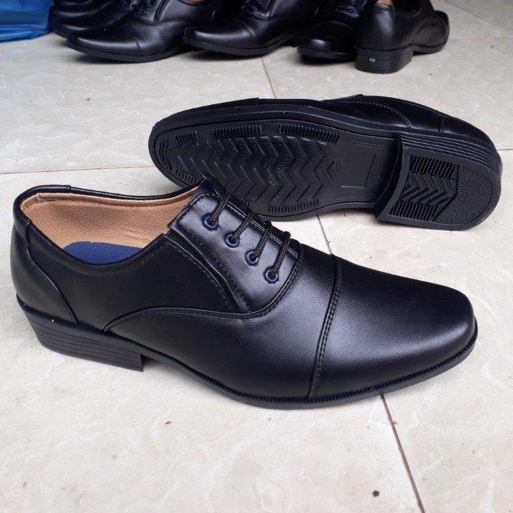 Voucher tại Lazada cho Giày Tây Nam Kiểu Giả Dây Cột Size 38 đến 43