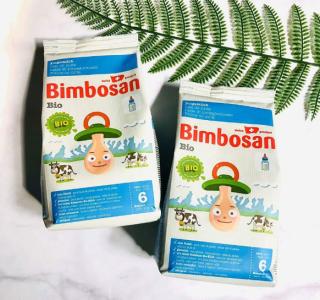 Sữa túi Bimbosan Bio 6 400g thumbnail