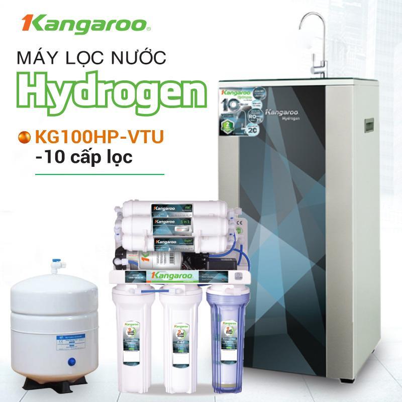 Máy lọc nước Kangaroo Hydrogen Plus KG100HP không vỏ tủ, Giá tháng 9/2020