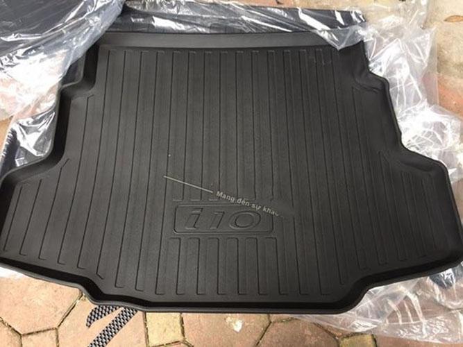 Lót Cốp Nhựa Xe I10 Sedan Dài Cùng Giá Khuyến Mãi Hot