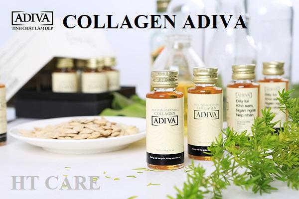 COLLAGEN ADIVA - HỘP 14 chai/30ml