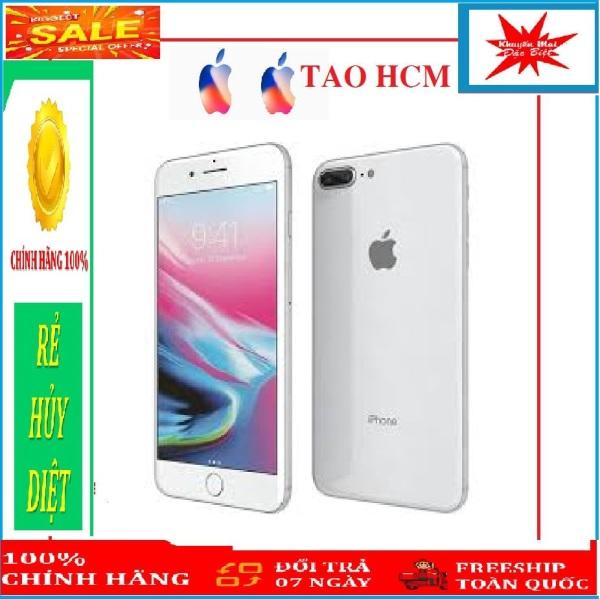 [CHÍNH HÃNG] Điện thoại IPHONE8 PLUS 64G QUỐC TẾ mới Fullbox - Full Vân Tay, Bảo hành 12 tháng