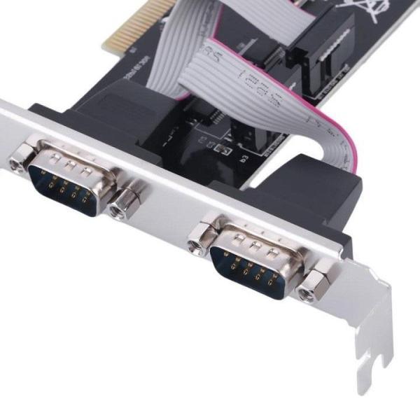 Bảng giá Card chuyển đổi cổng PCI sang Com cho máy tính Phong Vũ