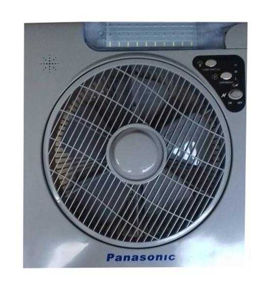 Quạt Tích Điện Panasonic 2 Acquy 6969