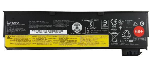 Bảng giá (Pin LENOVO 68+) (HÀNG ZIN) Pin Laptop Lenovo ThinkPad T440 T450 T450s T460 X240 X250 X260 X250 T440s T450s T550 45N1128 T560 L450 W550 X240 X250 Phong Vũ