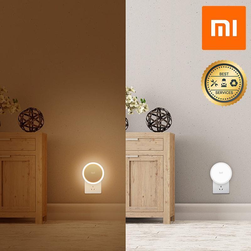Đèn cảm ứng ban đêm Xiaomi Yeelight Motion Nightlight (Cắm điện) - Hàng Chính Hãng