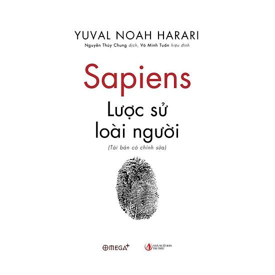 Sách -  Sapiens - Lược Sử Về Loài Người Đang Có Ưu Đãi