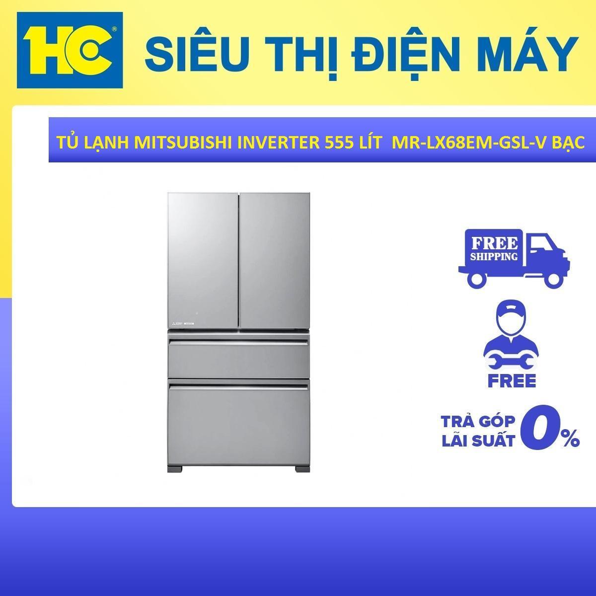 Bảng giá Tủ lạnh Mitsubishi MR-LX68EM-GSL-V Điện máy Pico