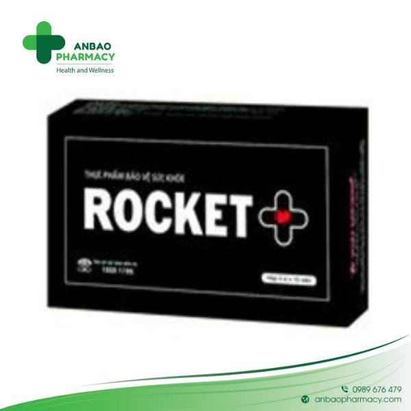 Rocket Hộp 45 Viên - Hỗ Trợ Bổ Thận Nam cao cấp