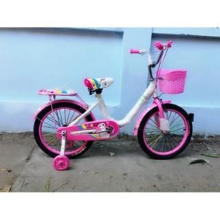 [Rẻ vô địch] Xe đạp cỡ 18 inh - cho bé 6-9 tuổi. thumbnail