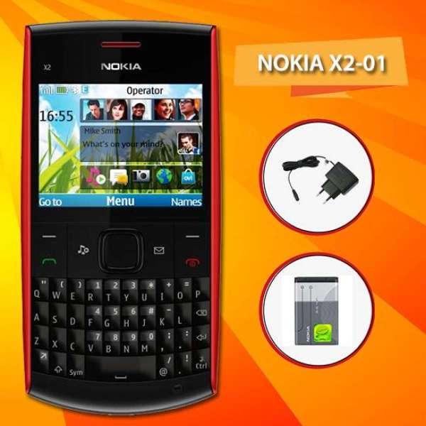 Điện Thoại Nokia X2 01 QWERTY