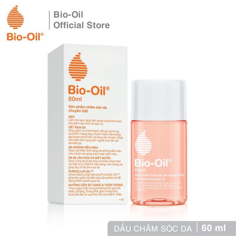 Bio Oil Giúp mờ sẹo và giảm rạn da hiệu quả 60ml giá rẻ
