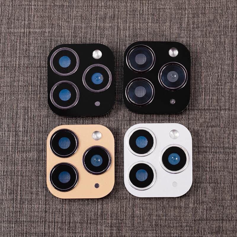 Coupon Giảm Giá Cụm Kính Lồi độ Camera Iphone 11ProMax Cho Iphone X/Xs/Xsmax