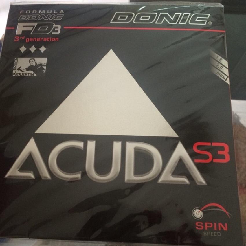 Bảng giá Mặt vợt bóng bàn Acuda S1, S2, S3 BB0029