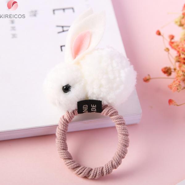 Giá bán Cột Tóc Hình Thỏ 3D Xinh Xắn Dễ Thương Cho Bé Gái