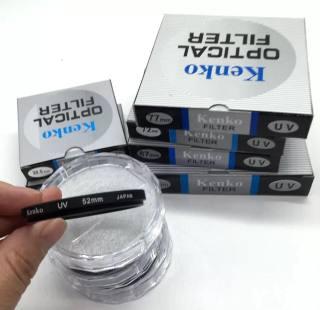 (CÓ SẴN) Filter kính lọc ống kính lens máy ảnh Kenko 39mm 40.5mm 43mm 46mm 49mm 52mm 55mm 58mm 62mm 67mm 72mm 77mm 82mm thumbnail