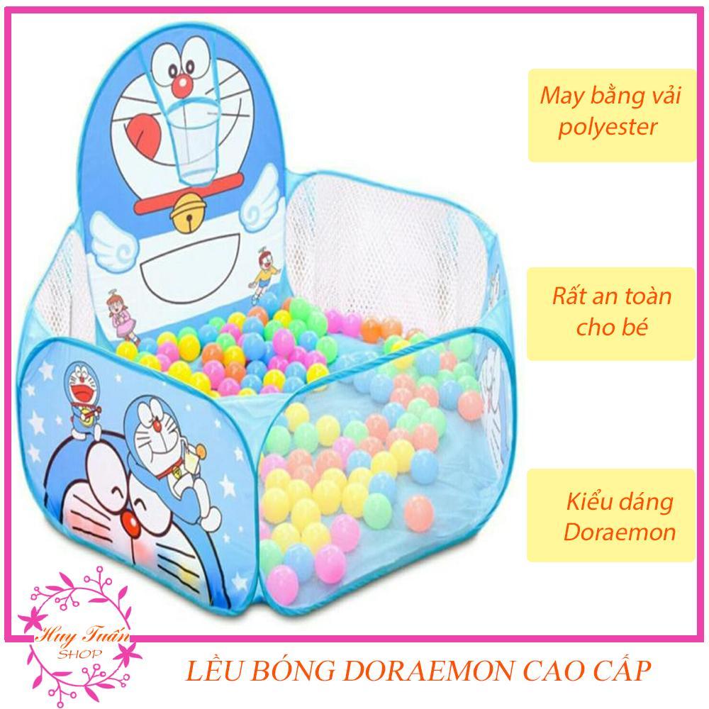 Lều bóng Doraemon ( xanh ) không kèm bóng Nhật Bản