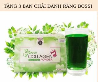 Diệp Lục Green Colagen Powder - Cam kết hàng chính hãng 100% thumbnail