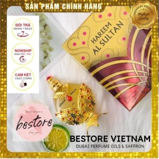 Tinh dầu nước hoa Dubai, nước hoa Dubai nội địa Authentic Hareem Al Sultan(RED) 35ml - Bestore Vietnam thumbnail