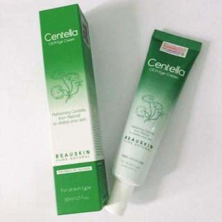 Kem mắt giảm thâm và phục hồi lão hóa da Beauskin Centella Cica Eye Cream thumbnail