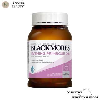 [Hàng chuẩn Úc] Tinh dầu hoa anh thảo Blackmores evening primrose oil 125 viên - 190 viên của Úc thumbnail