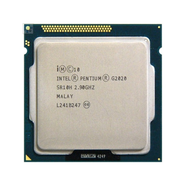 Bảng giá CPU G620/G1620/G2020/2030 socket 1155(G620) Phong Vũ