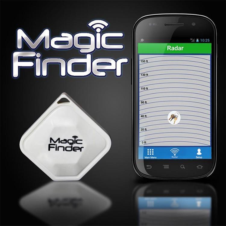 Giá Thiết bị tìm đồ vật thông minh Magic Finder - Thiết bị định vị tìm đồ thất lạc