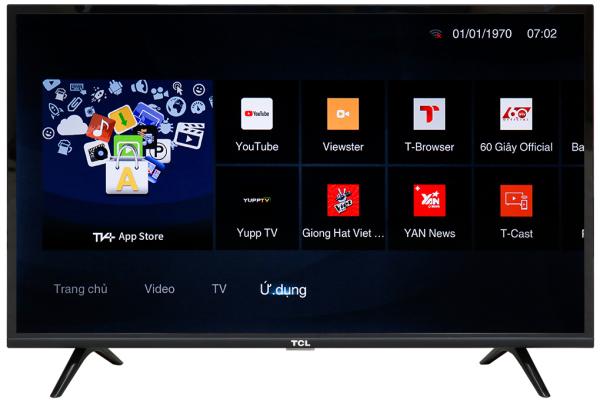 Bảng giá Smart Tivi TCL 32 inch L32S6300 [ Giao hàng toàn quốc - Lắp đặt miễn phí tại Hà Nội ]