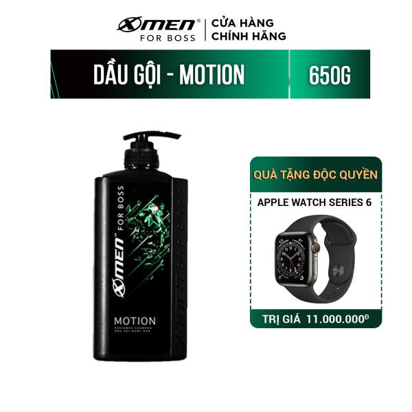 Dầu gội nước hoa X-Men For Boss Motion - Mùi hương năng động phóng khoáng 650g giá rẻ