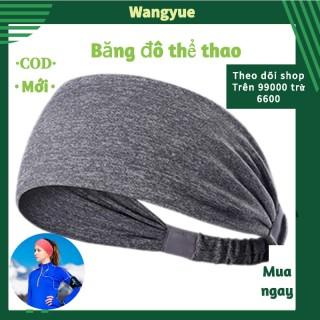 Wangyue Băng Đô Thể Thao Wangyue Băng Đô Chạy Bộ Băng Đô Thể Thao Tập Thể Hình Chống Mồ Hôi Thắt Lưng thumbnail