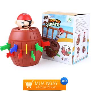 Đồ chơi đâm hải tặc giúp các bé cai nghiện điện thoại, TV, phù hợp cho trẻ từ 2 tuổi trở lên thumbnail