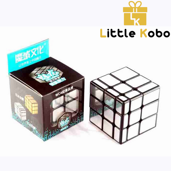 [HCM]Rubik Biến Thể MoYu MeiLong Mirror Cube 3x3 Rubic Gương
