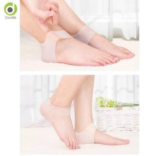 1 đôi bọc silicon bảo vệ gót chân ( đút gót chân vào trong) thumbnail