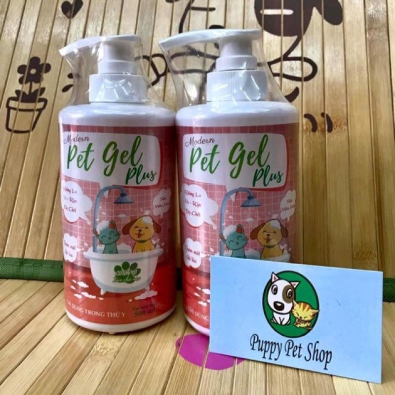Sữa Tắm Pet Gel Plus