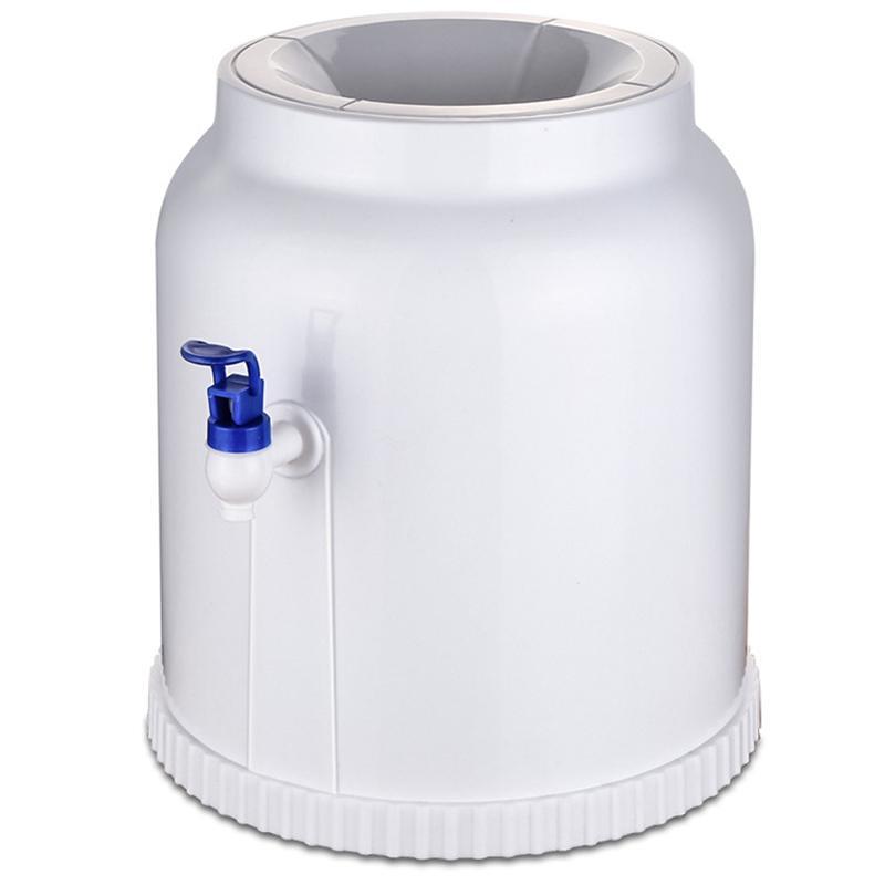 Desktop Cold Water Dispenser Gallon Drinking Bottle Portable Countertop Cooler Drinking Water Tap Tool Pressure Water Pump Equipment