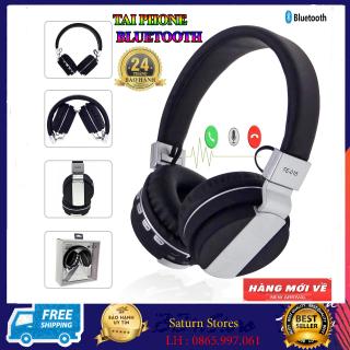 Headphone Chụp Tai FE-018,Tai nghe không dây chính hãng,Tai nghe Bluetooth chụp tai cao cấp,Âm hay, bass căng, êm tai - MUA NGAY - Bảo Hành Lỗi 1 Đổi 1 Toàn Quốc thumbnail