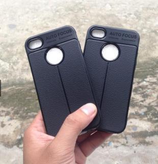 Ốp lưng IPhone 4 4s silicon da, chống sốc Auto Focus-vyvyshop thumbnail