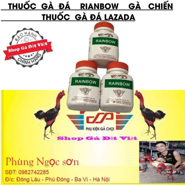 [ Sản phẩm nuôi gà đá RAINBOW Thái Lan  ] Sung Căng Vào Nhanh Gân Cốt Cự Mạnh,Bo Lớn. THUOCGADANGOCSON.