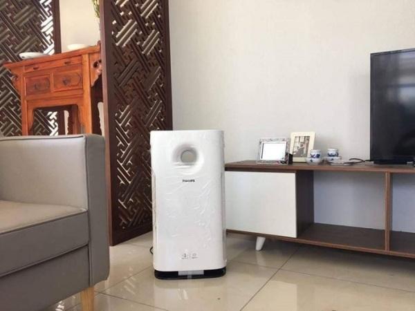 Máy lọc không khí chính hãng Philips AC3256 giá tốt