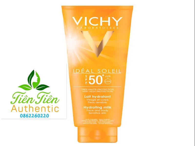 Kem Chống Nắng Ideal Soleil Vichy Có Giá Tốt