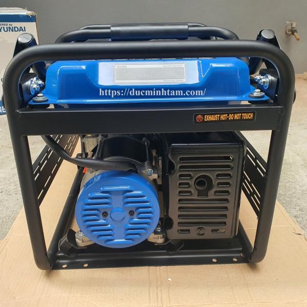 Máy phát điện chạy xăng 7kW GENESIS GD 8500W động cơ HYUNDAI