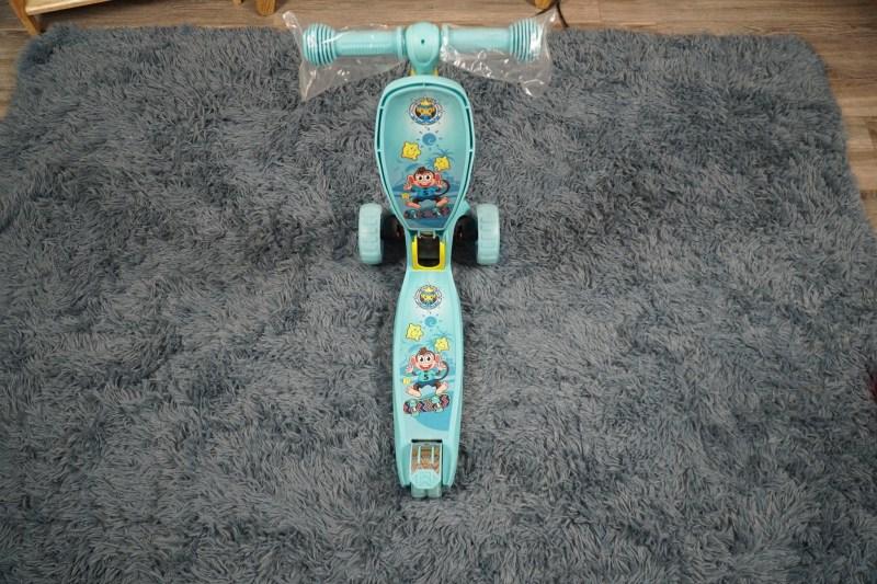 Mua Xe Scooter Trẻ Em Cao Cấp Sf 609