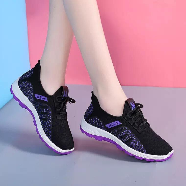 (GIÁ HỦY DIỆT) Giày thể thao SNEAKER kiểu dáng Hàn Quốc cho nữ - W67
